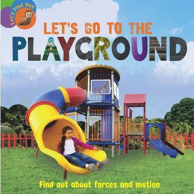 Lets Find Out Go To The Playground