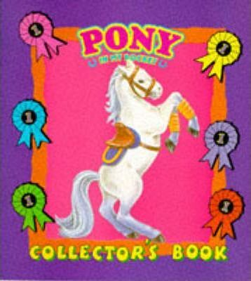 Pony in My Pocket Collector's Book