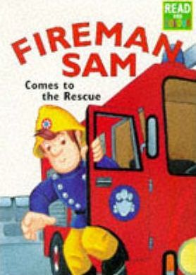 Fireman Sam Read and Colour: Fireman Sam Comes to the Rescue