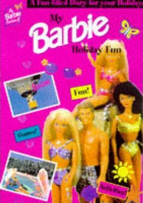 My Barbie Holiday Fun Book: Activity Book