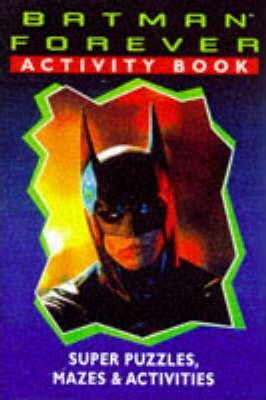 Batman and Robin: Junior Activity Book