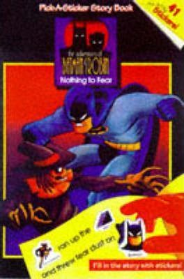 Batman and Robin: Sticker Story Book
