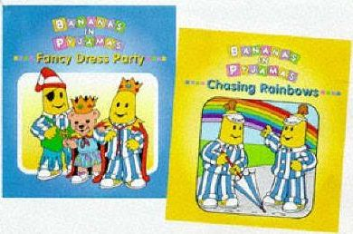 Bananas in Pyjamas: Chasing Rainbows - Mini Book