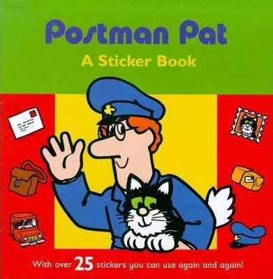 Postman Pat: A Sticker Book