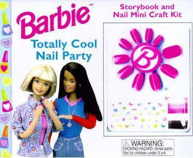 Barbie: Totally Cool Nail Party