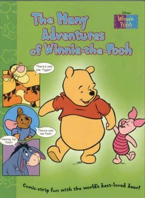 The Many Adventures of Winnie Poo