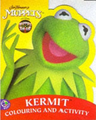 Kermit Colouring and Activity