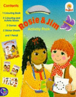 Rosie and Jim Activity Pack