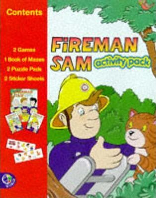 Fireman Sam Activity Pack