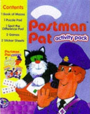 Postman Pat Activity Pack