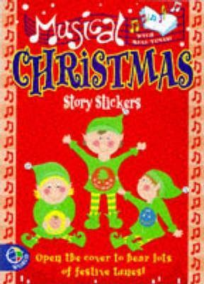 Musical Christmas: Story Stickers