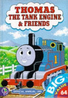 Thomas the Tank Engine and Friends Annual 1999