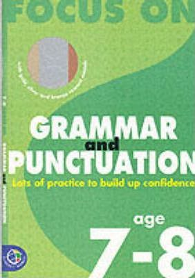 Grammar and Punctuation: Age 7-8