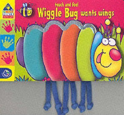 Wiggle Bug Wants Wings