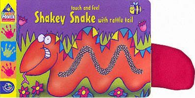 Shakey Snake with Rattle Tail