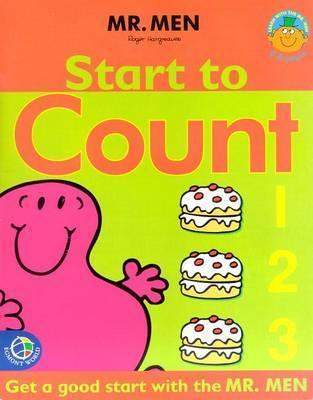 Mr. Men Learning: Start to Count