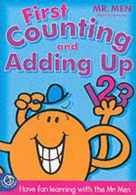 Mr Men Learning Pad: First Count