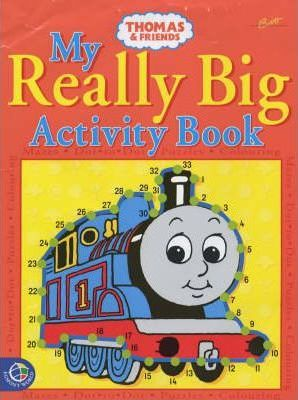 My Really Big Activity Book: Thomas and Friends