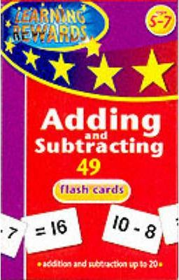 Adding and Subtracting Flash Cards: Key Stage 1