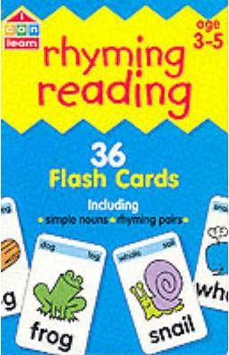 ICL Flashcards: Rhyming Reading