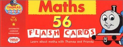 Thomas the Tank Engine Flashcards: Maths