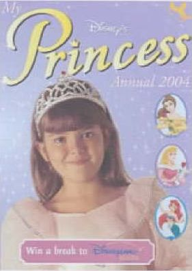 Disney Princess Annual 2004