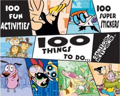 100 Things to Do...Cartoon Network