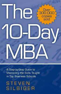 The Ten Day Mba Pdf