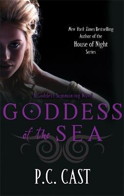 Goddess Of The Sea Cover Image