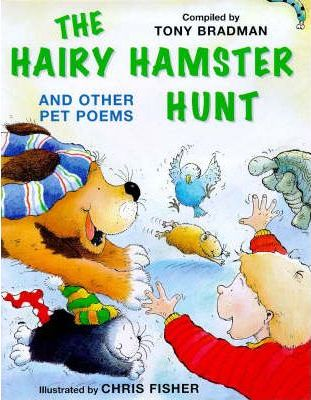 Poetry Picture: The Hairy Hamster Hunt and Other Pet Poems