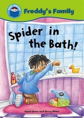 Spider in the Bath!