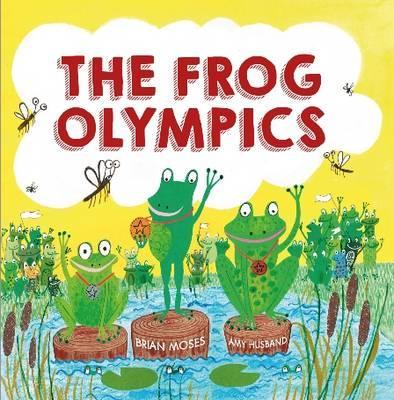 The Frog Olympics Cover Image