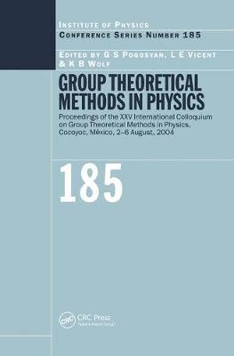 Group Theoretical Methods in Physics  Proceedings of the XXV International Colloqium on Group Theoretical Methods in Physics, Cocoyoc, Mexico, 2-6 August, 2004