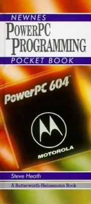 e6ae7ee851ca Newnes Power PC Programming Pocket Book   Steve Heath   9780750621113