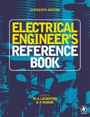 Electrical Engineer Reference Book