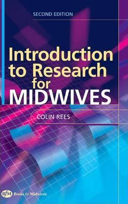 an introduction to research for midwives