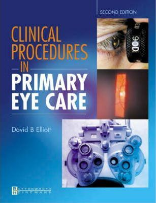 Clinical Procedures in Primary Eye Care 3rd Edition