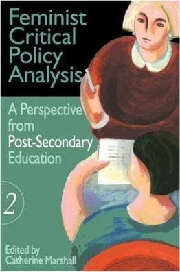 Feminist Critical Policy Analysis II