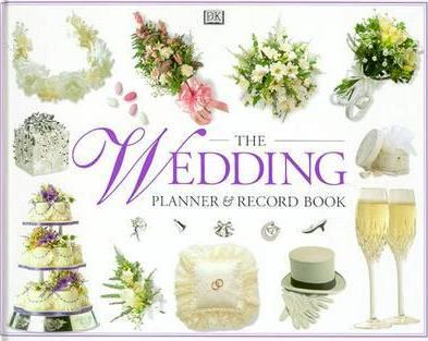 Wedding Planner and Record Book