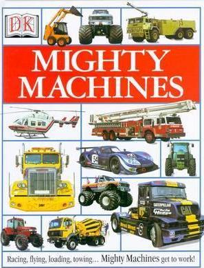 Mighty Machines 6 Title Bind up: Mighty Machines 6 Bind up