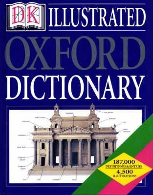 DK Illustrated Oxford Dictionary