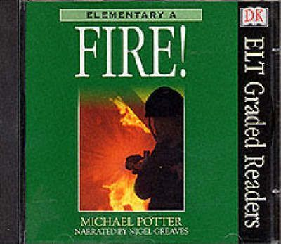 Dk ELT Graded Readers: Fire