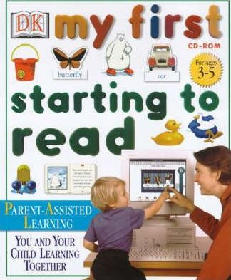 My First Starting to Read CD-ROM