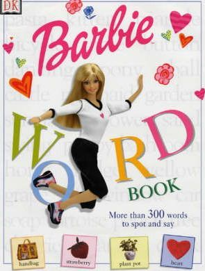 Barbie Word Book