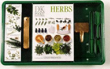 The Do-it-yourself Herb Garden Pack