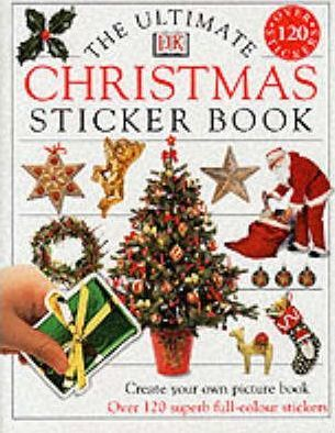 Christmas Ultimate Sticker Book