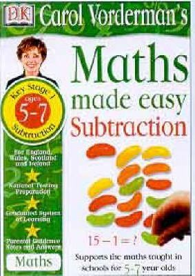 Maths Made Easy Subtraction: Subtraction Workbook