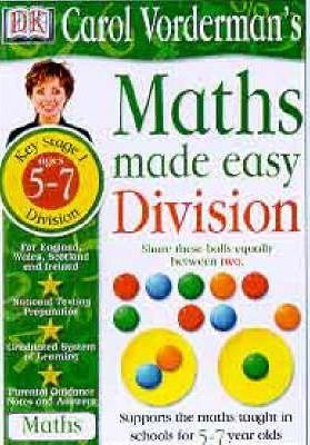Maths Made Easy Topic Book: Division Workbook