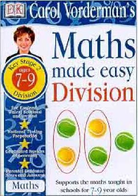 Maths Made Easy: Division Workbook