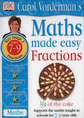 Maths Made Easy: Fractions Workbook